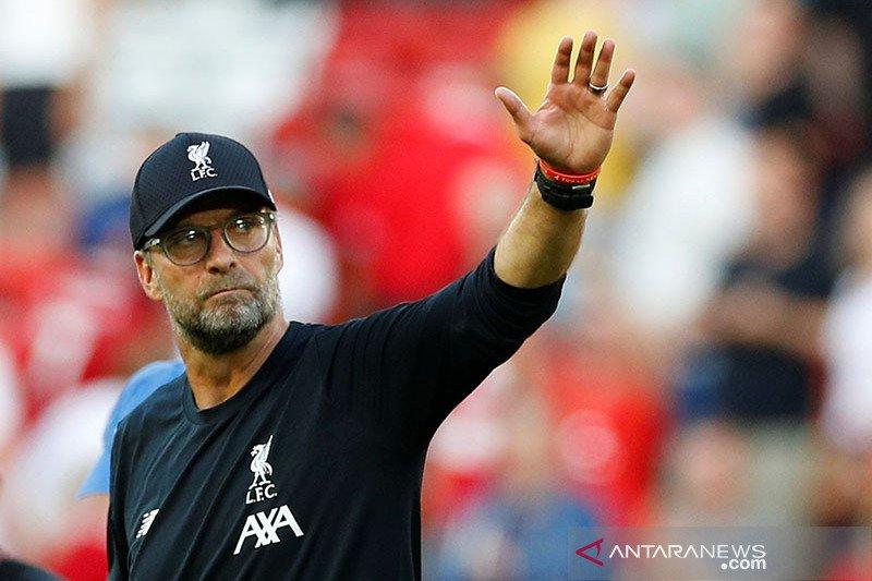 Klopp sebut Liverpool tak perlu keluarkan banyak uang di bursa transfer