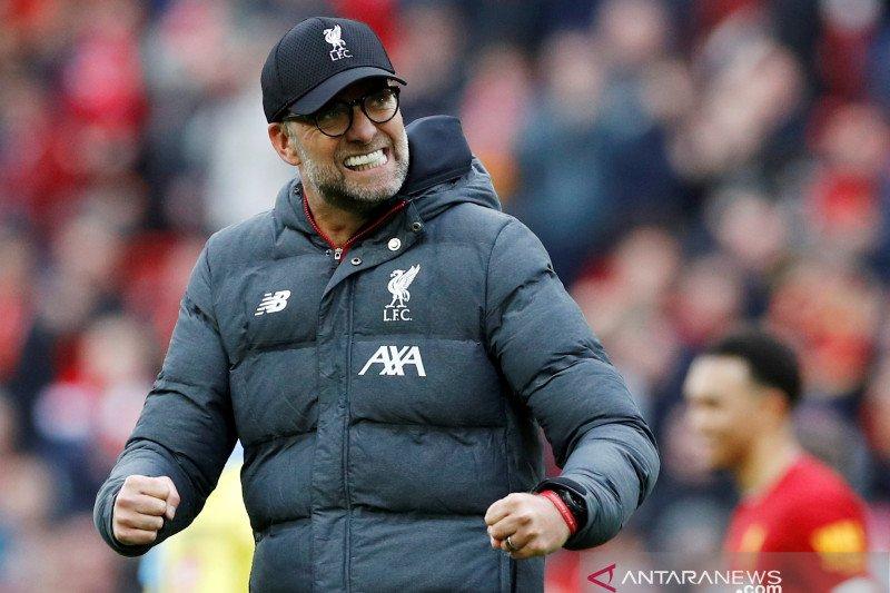 Juergen Klopp: Liverpool masih 'lapar' untuk raih banyak gelar