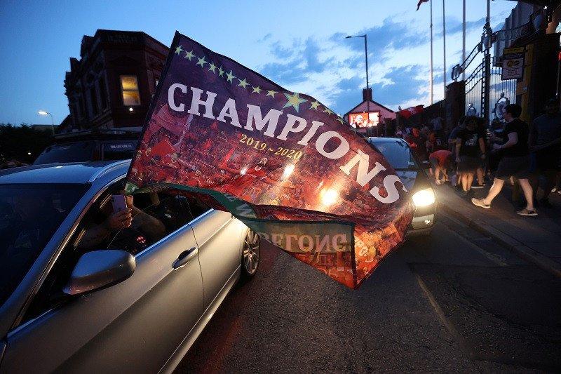 Daftar juara Liga Inggris: Liverpool akhiri penantian tiga dasawarsa