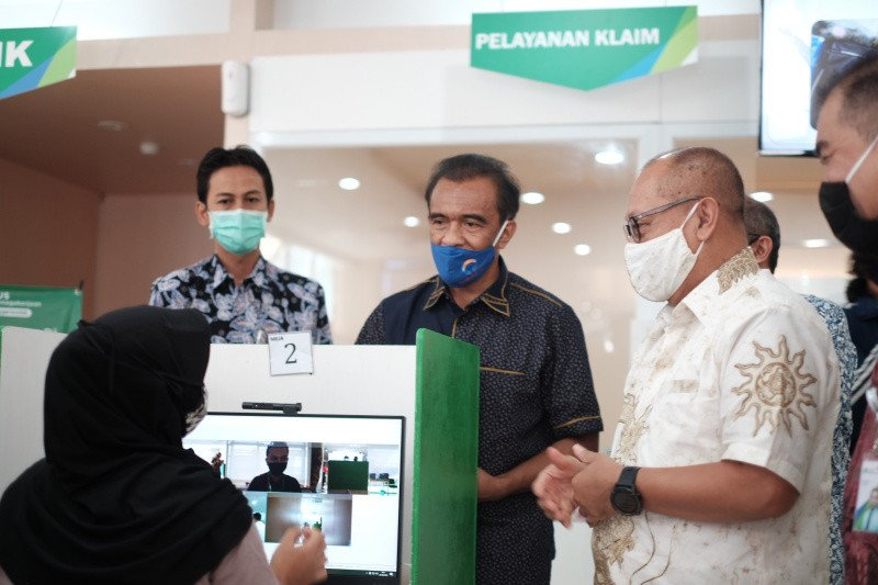 "Ombudsman apresiasi Lapak Asik ""One to Many"" BPJAMSOSTEK"