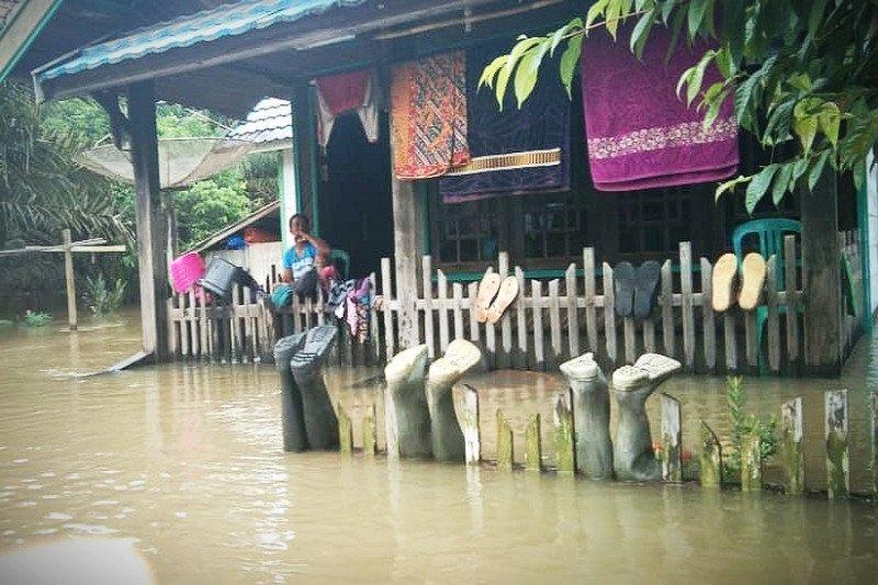 Belantikan Raya terparah terdampak banjir