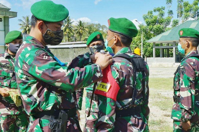Latihan Posko I resmi ditutup, Dandim Sumbawa Barat harap latihan dapat diaplikasikan saat bertugas
