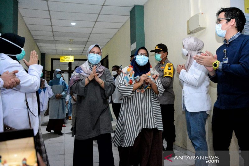 5 orang petugas KKP Batam sembuh dari COVID-19