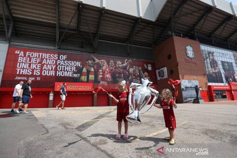 Menurut Klopp, Liverpool masih lapar meraih lebih banyak gelar