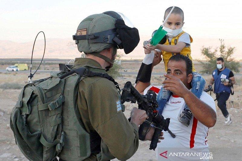 Palestina sebut kesepakatan normalisasi UAE dan Israel