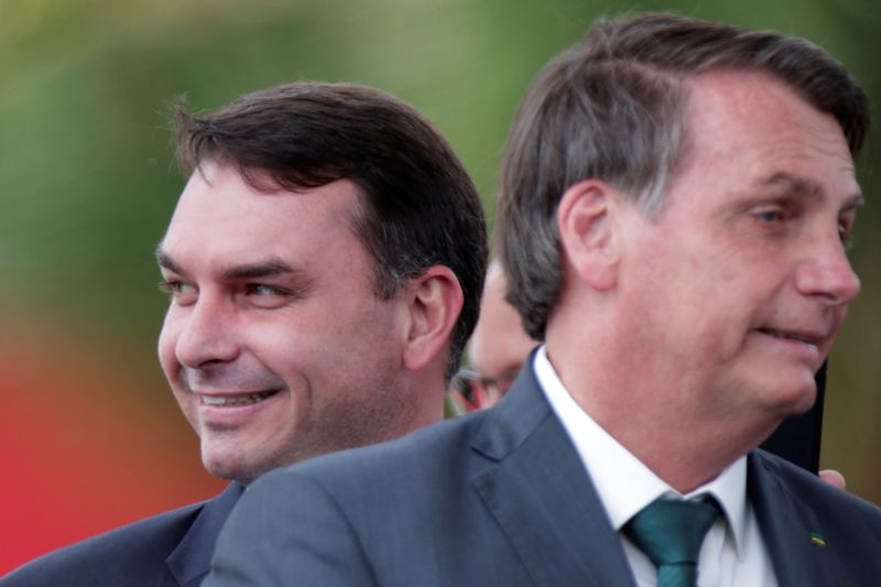 Putra sulung Presiden Brazil terinfeksi virus COVID-19
