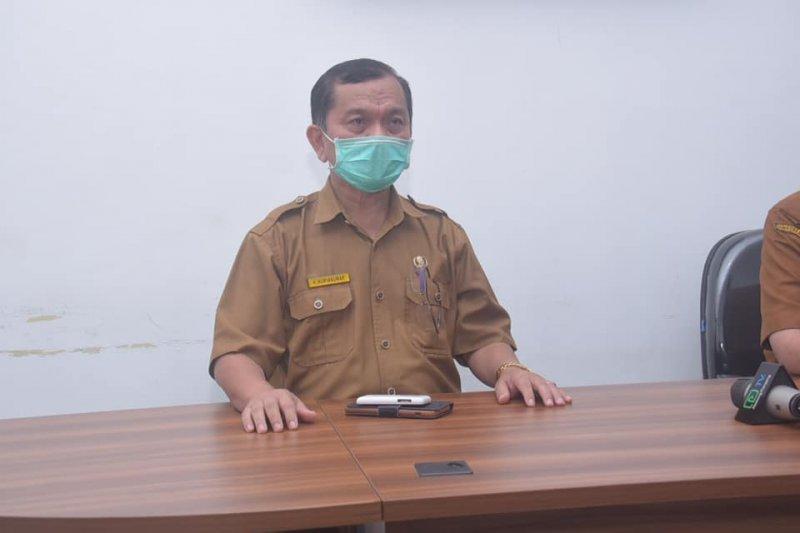 Warga Padang Panjang positif COVID-19 saat akan berangkat ke Mentawai