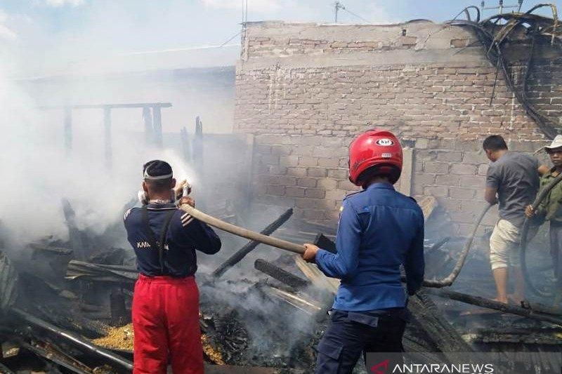 Tak selang empat jam, dua kebakaran terjadi Agam