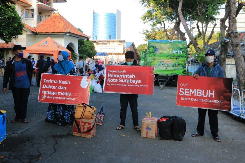 """Pemkot Surabaya siapkan pola agar pasien COVID-19 jalani satu kali """"swab"""""""