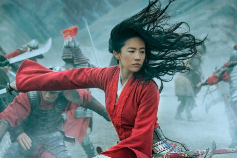 Jadwal tayang film 'Mulan' di Disney Plus