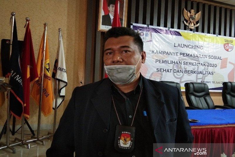 KPU Sulawesi Tenggara sebut masa kampanye pilkada dimulai 26 September