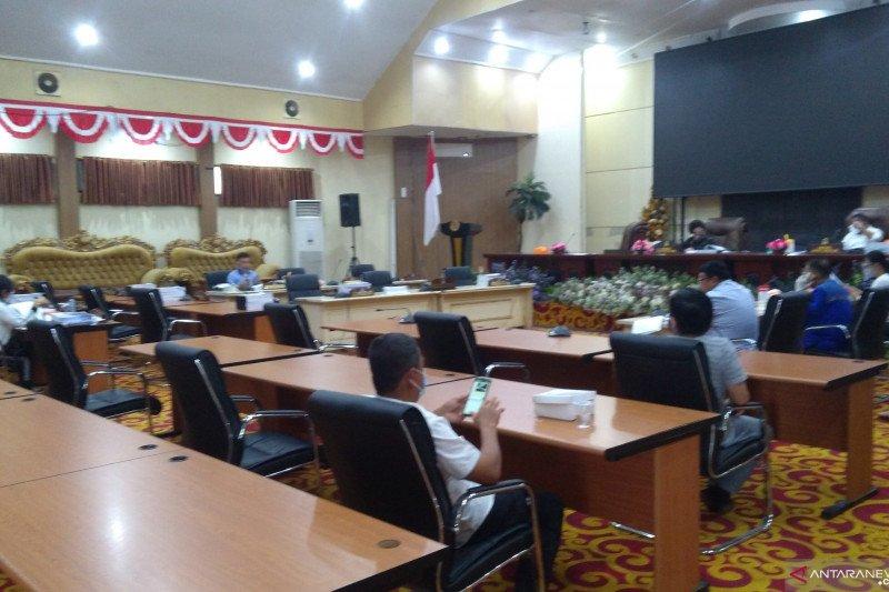 Dua Personel DPRD Manado  Pertanyakan Pertanyakan Realisasi Anggaran Kominfo