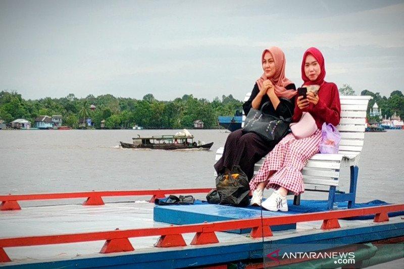 Wisata susur Sungai Mentaya semakin diminati selama pandemi COVID-19