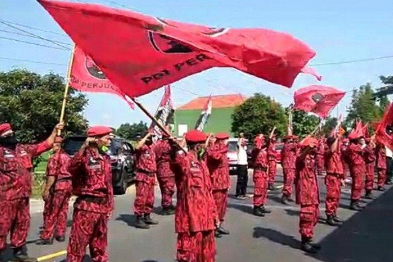 Bendera partai dibakar, PDIP Bantul doakan pelaku insaf
