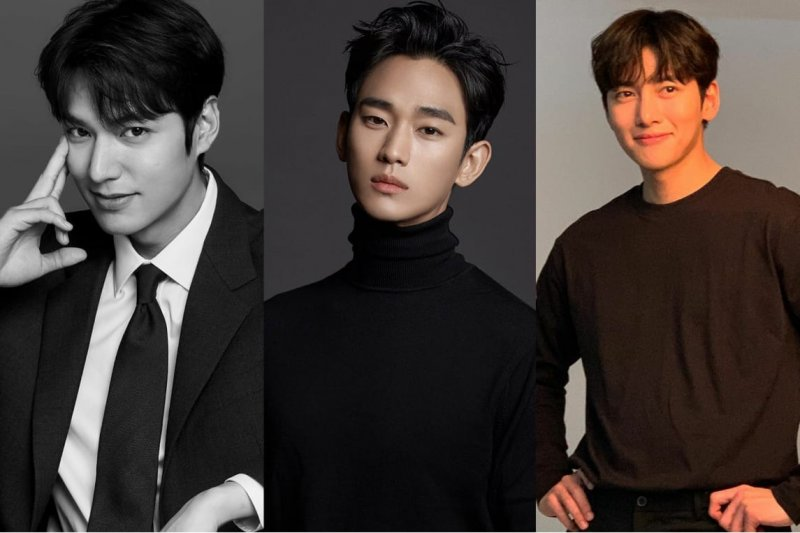 Lee Min-ho, Ji Chang-wook, dan Kim Soo-hyun kembali ke layar drama