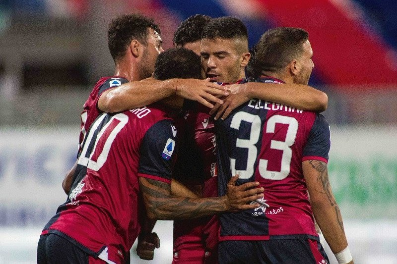 Cagliari hantam Torino dengan skor 4-2