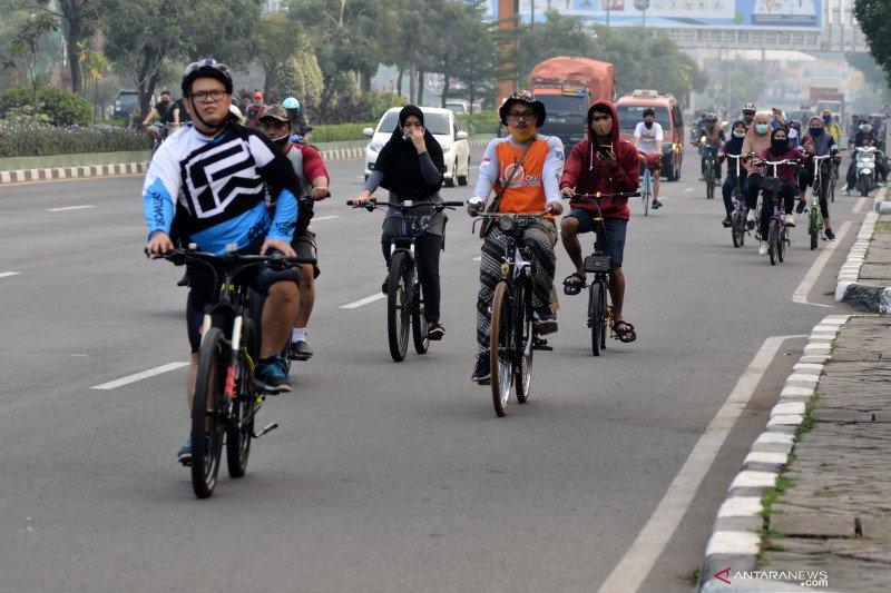 Kemenhub bantah akan atur pajak sepeda