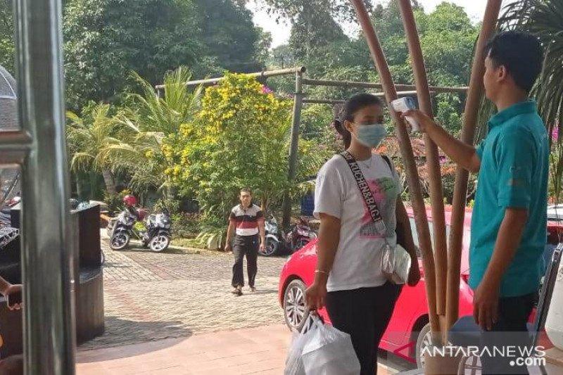 Wisata di Cianjur kembali dibuka dengan menerapkan protokol kesehatan ketat dan batasi jumlah pengunjung