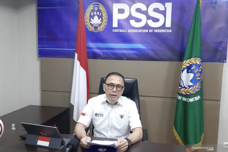 PSSI persilakan klub Liga 1 dan 2 potong gaji pemain dan pelatih pada lanjutan kompetisi