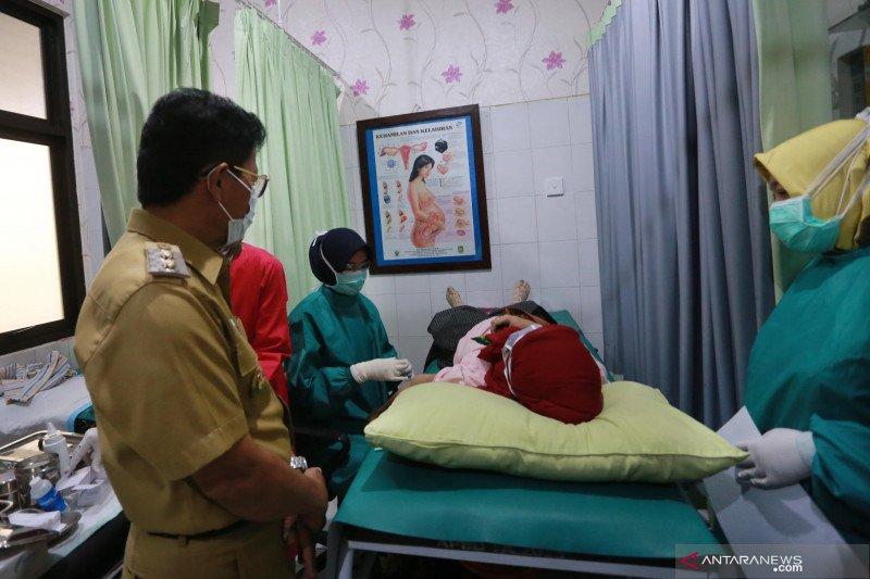 Di Tangerang dalam lima bulan 14.838 orang ibu hamil