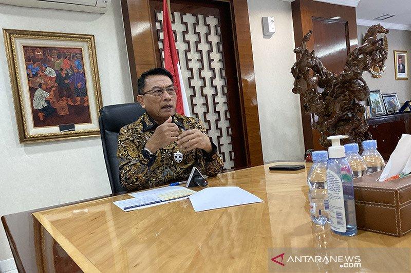 Moeldoko: Presiden Jokowi sudah tiga kali tegur keras para menteri