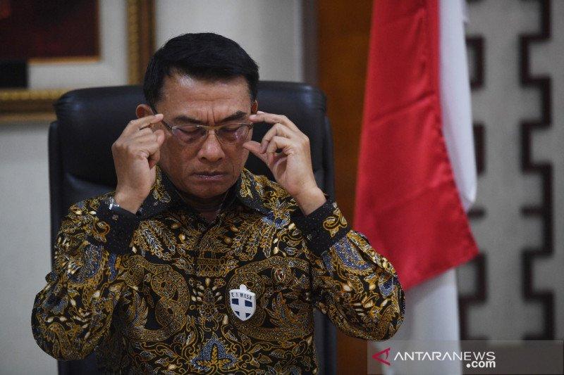 Moeldoko ungkap alasan teknis video teguran Presiden Jokowi baru dirilis