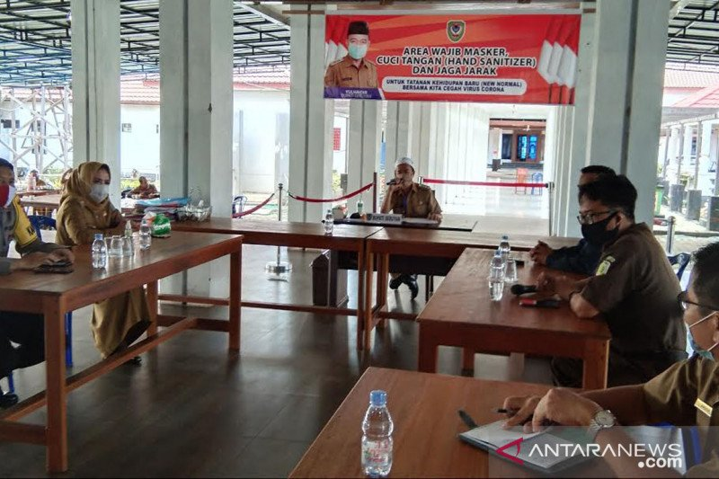 Tak gunakan masker di tempat umum di Seruyan, denda Rp250 ribu