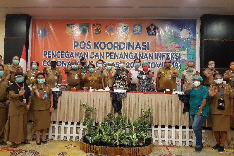 Wagub Papua apresiasi semua pihak yang berkontribusi mencegah COVID-19