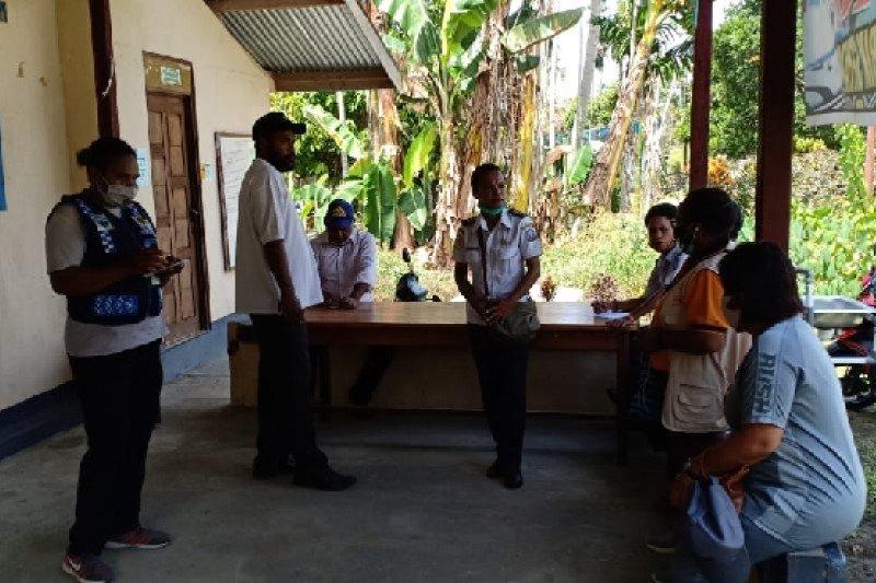 Sejumlah pasien COVID-19 Kabupaten Jayapura yang dirawat dinyatakan sembuh