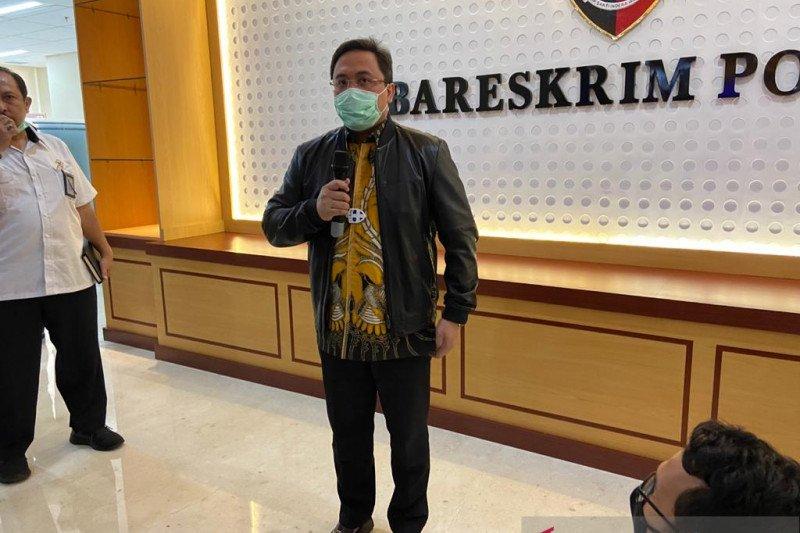 Bareskrim  usut kasus pencemaran nama baik Ketua BPK