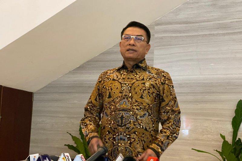 Moeldoko: Presiden Jokowi siap ambil risiko dalam tangani krisis
