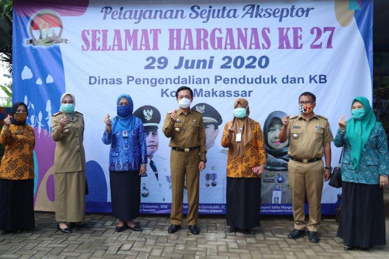Pemkot Makassar dorong edukasi pencegahan COVID-19 melalui penyuluh KB
