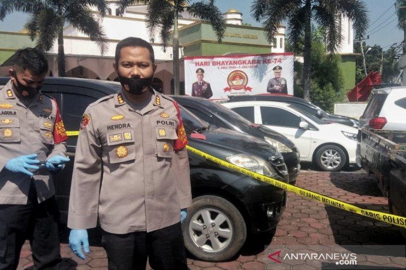 Polresta Bandung tangkap dua pemalsu STNK dan BPKB