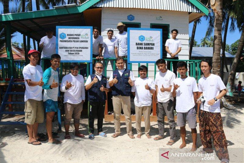 PLN bantu pengembangan wisata Pulau Langkai di Makassar