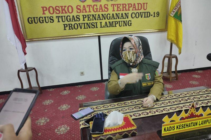 Lampung sudah bisa kendalikan COVID-19