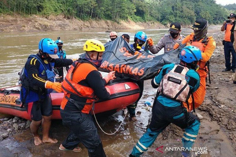 Pemancing yang hilang di Sungai Ciwulan ditemukan dalam keadaan meninggal