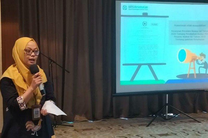 BPJS Kesehatan sosialisasikan Perpres 64 Tahun 2020 ke APINDO