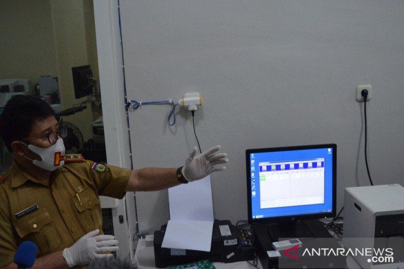 Labkes RS Anutapura Palu mulai difungsikan setelah direnovasi akibat gempa