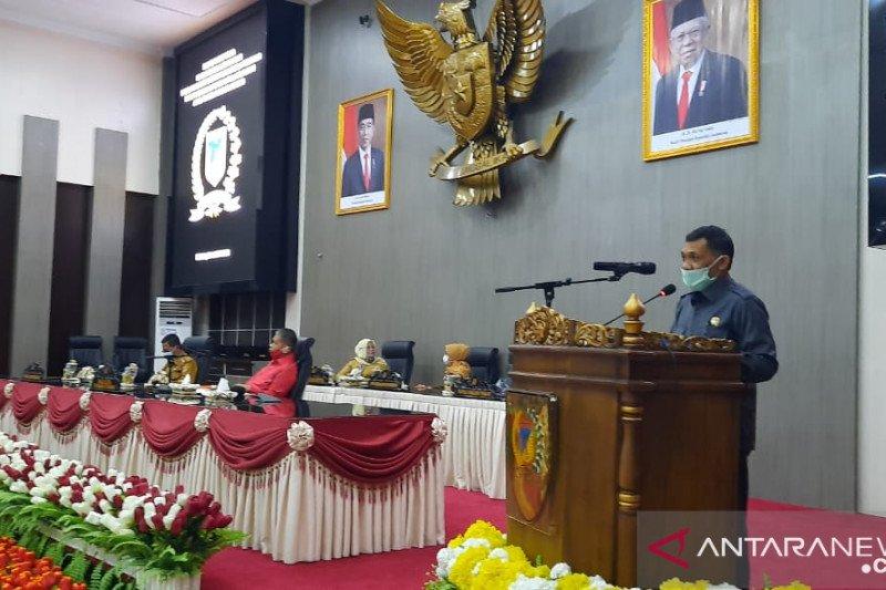 DPRD apresiasi pertumbuhan ekonomi Sulteng 2019 capai 7,15 persen