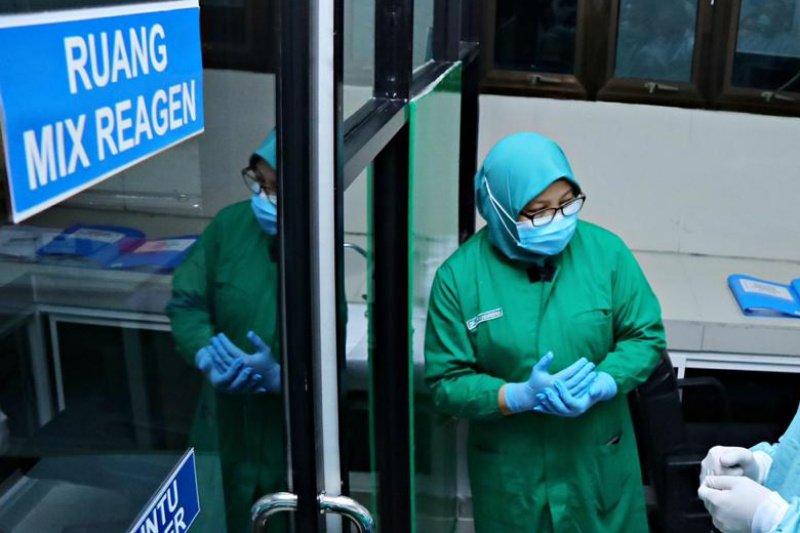 Laboratorium COVID-19 di Kudus percepat  penanganan pasien corona