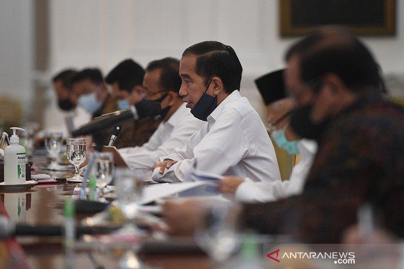 Analisis gestur Jokowi ketika marah di hadapan para menteri
