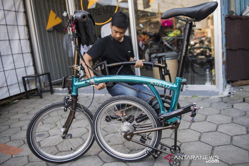 Jenis sepeda yang paling dicari selama pandemi di Indonesia
