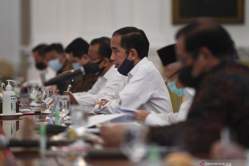 Analisis gestur Presiden Jokowi ketika marah di hadapan para menteri