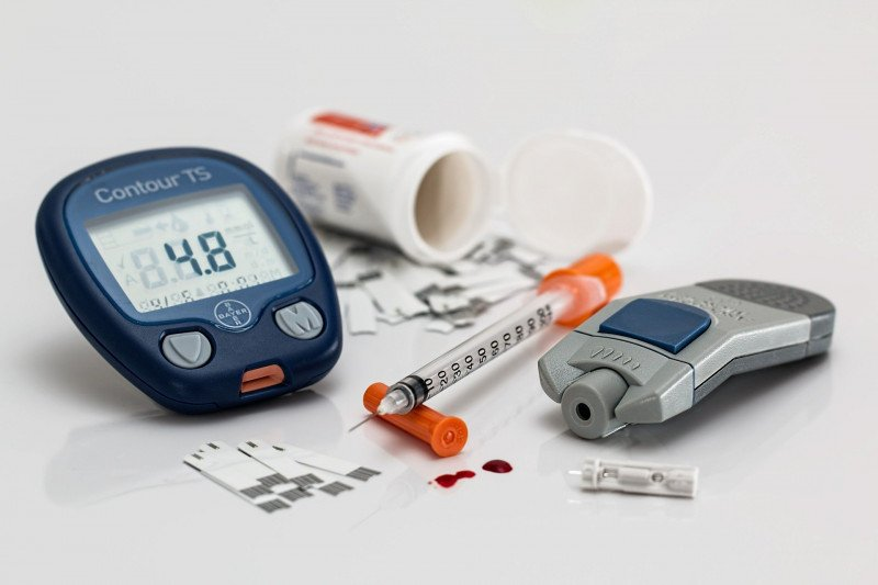Saat pandemi, kadar gula penderita diabetes naik