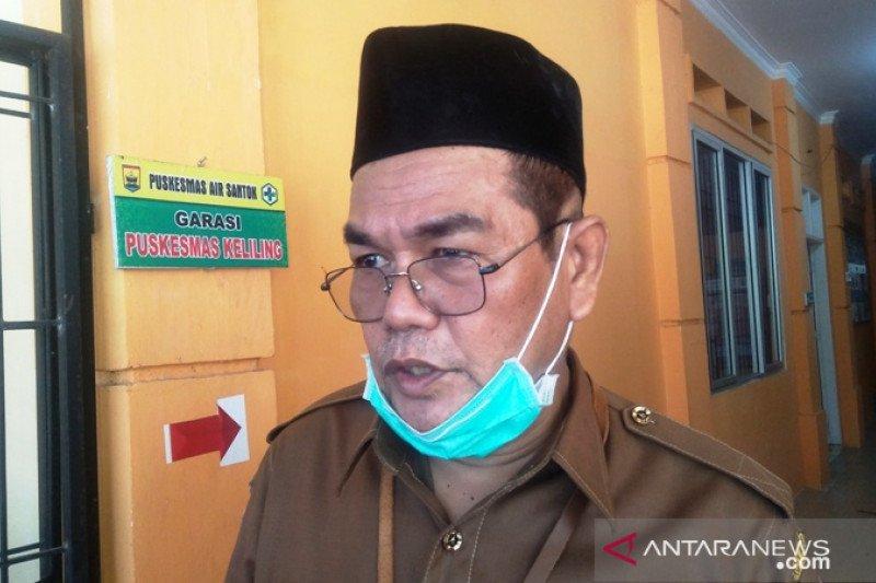 Tujuh warga Kota Pariaman terserang DBD