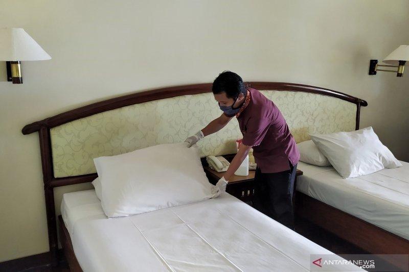 Hotel yang seluruh pegawainya bebas dari COVID-19 bisa tarik wisatawan