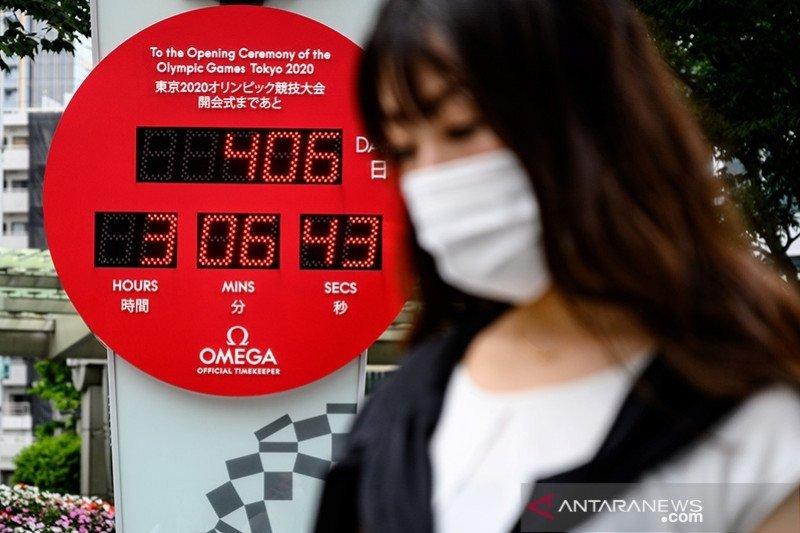Setengah penduduk Tokyo tolak pelaksanaan Olimpiade tahun depan