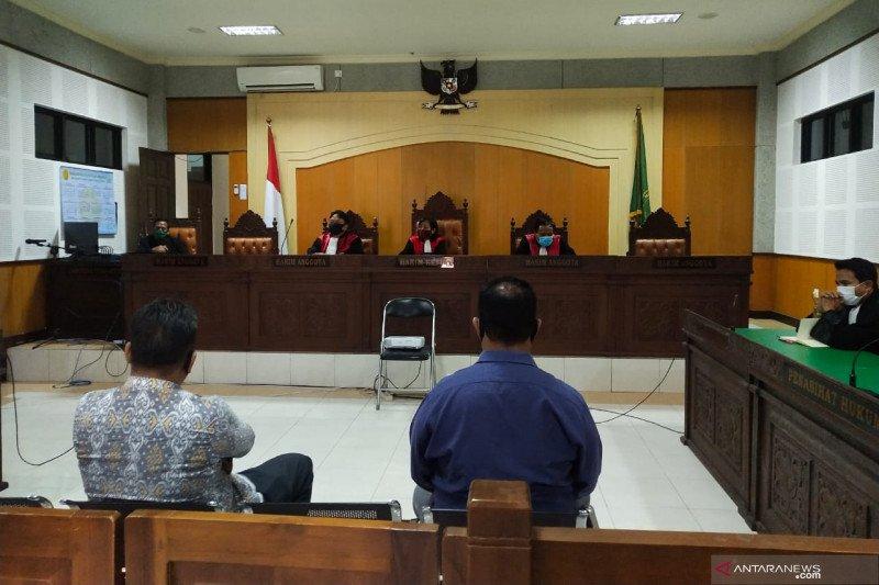 Jaksa tuntut lima tahun kurungan dua terdakwa korupsi Bank NTB