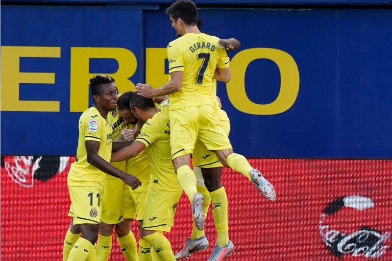 Villarreal dekati empat besar klasemen Liga Spanyol