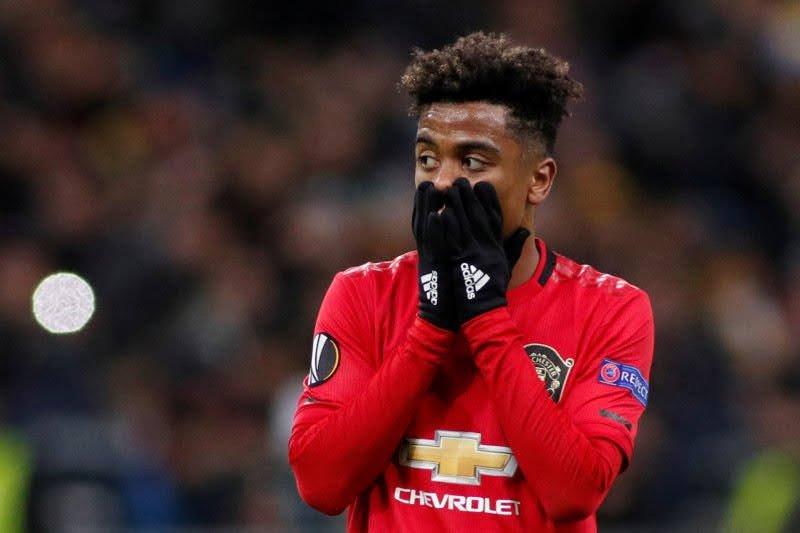Lille resmi menggaet mantan pemain muda Manchester United Angel Gomes